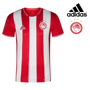 Adidas® Camisola Olympiacos Junior Oficial | Tecnologia Climacool®
