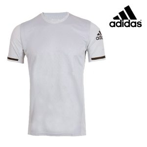 Adidas® T-Shirt de Treino Supernova Light Grey | Tecnologia Climachill®