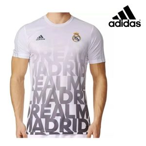 Adidas® T-Shirt Real Madrid Preshi | Tecnologia Climacool®