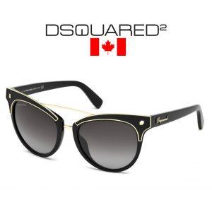 Dsquared2® Óculos de Sol DQ0215 56-011 01B