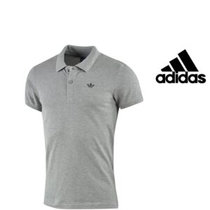 Adidas® Polo Originals Pique Grey