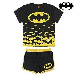 Pijama de Verão Batman 8132 | Produto Licenciado!