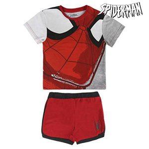 Pijama de Verão Spiderman 6022 | Produto Licenciado!