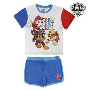 Pijama de Verão The Paw Patrol 5773 | Produto Licenciado!