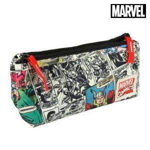 Estojo Escolar Marvel 3387 | Produto Licenciado!