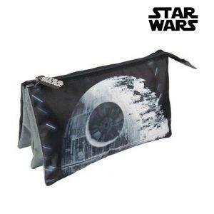 Estojo Escolar Star Wars 8683 | Produto Licenciado!