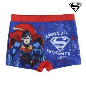 Calções de Banho Boxer para Meninos Superman 593 | Produto Licenciado!