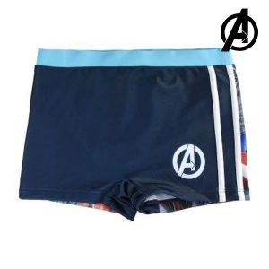 Calções de Banho Boxer para Meninos The Avengers 715 | Produto Licenciado!