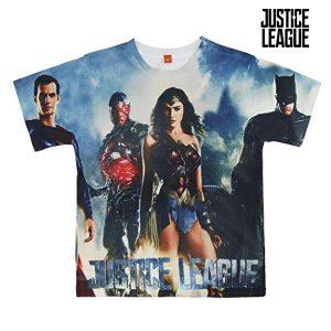 T-Shirt de Criança Justice League 2146 | Produto Licenciado!