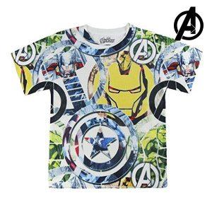 T-Shirt de Criança The Avengers 1323 | Produto Licenciado!