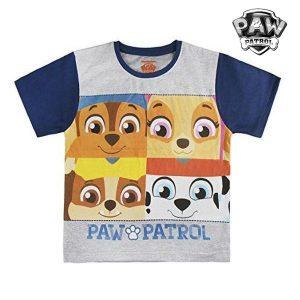 T-Shirt de Criança The Paw Patrol 6572 | Produto Licenciado!