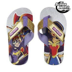 Chinelos de Praia DC Super Hero Girls 5895 | Produto Licenciado!