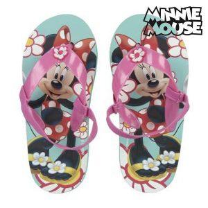 Chinelos de Praia de Criança Minnie Mouse 8926   Produto Licenciado!