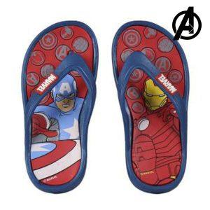 Chinelos de Praia The Avengers 5987 | Produto Licenciado!
