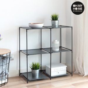 Estante de Metal Oh My Home | 6 Prateleiras