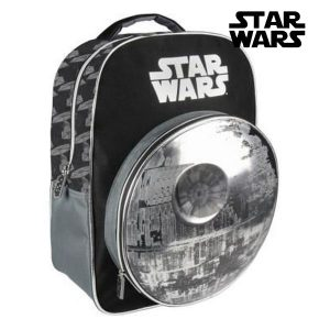 Mochila Escolar 3D Star Wars 8133 | Produto Licenciado!
