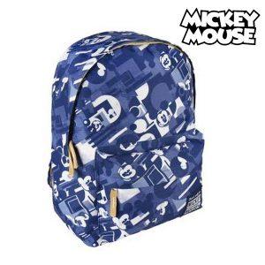 Mochila Escolar Mickey Mouse 9397 | Produto Licenciado!