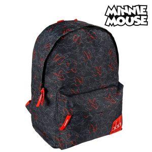Mochila Escolar Minnie Mouse 3790 | Produto Licenciado!