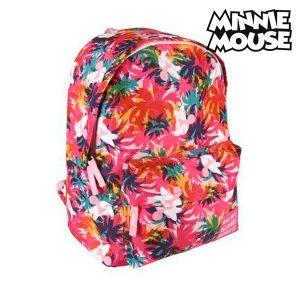 Mochila Escolar Minnie Mouse 9434 | Produto Licenciado!