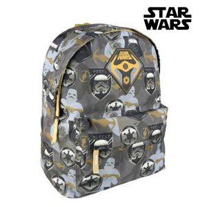 Mochila Escolar Star Wars 9403 | Produto Licenciado!