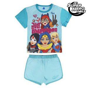 Pijama de Verão DC Super Hero Girls 7454 | Produto Licenciado!