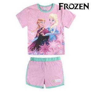 Pijama de Verão Frozen 8231 | Produto Licenciado!