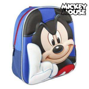 Mochila Escolar Mickey Mouse 7907 | Produto Licenciado!