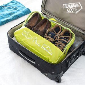 Saco de Viagem Para Sapatos Adventure Goods