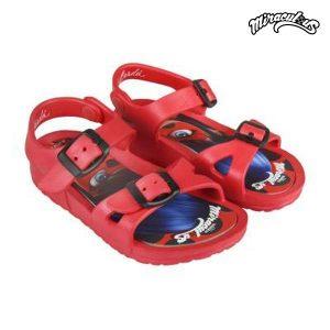 Sandálias de Praia Lady Bug 233 | Produto Licenciado!