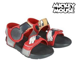 Sandálias de Praia Mickey Mouse 5949   Produto Licenciado!