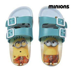 Sandálias de Praia Minions 6533   Produto Licenciado!