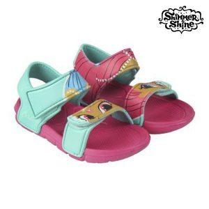 Sandálias de Praia Shimmer and Shine 6663   Produto Licenciado!