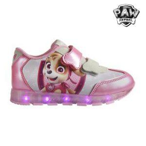 Sapatilhas Desportivas Criança com Luz LED The Paw Patrol 4538   Produto Licenciado!