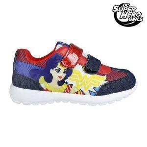 Sapatilhas Desportivas de Criança DC Super Hero Girls 6033 | Produto Licenciado!