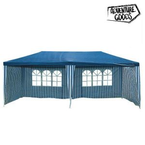 Toldo de Jardim Adventure Goods Azul | 3 x 6 x 2,5 mt
