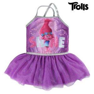 Vestido Trolls 8385 | Produto Licenciado!