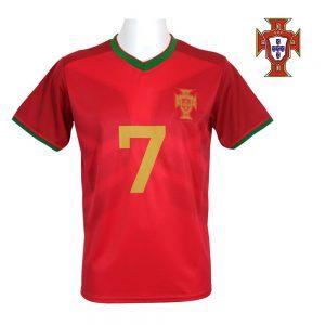 Replica Camisola Portugal Nº7