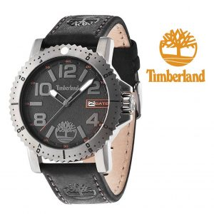 Relógio Timberland® Hyland Black | 5ATM
