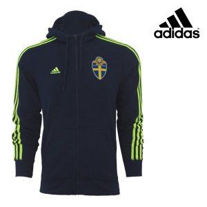 Adidas® Casaco de Treino Suécia Azul Marinho