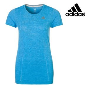 Adidas® T-Shirt Running Prime Knit Women´s Blue