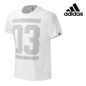 Adidas® T-Shirt Training 03 Branco