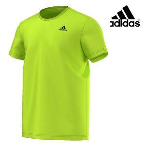 Adidas® T-Shirt Sport Essentials Verde | Tecnologia Climalite®