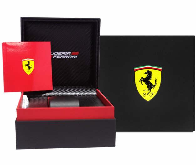72b8a46e841 Relógio Ferrari® Scuderia Aerodinamico Black - You Like It