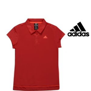 Adidas® Polo Galaxy Women's Red | Tecnologia Climalite®