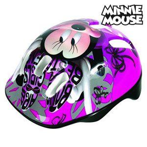 Capacete Infantil Minnie Mouse 50038 Cor de rosa | Produto Licenciado!