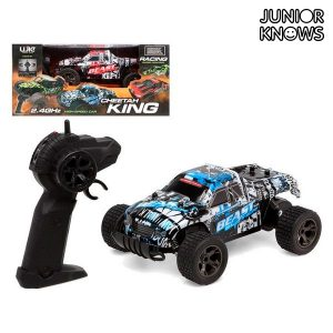 Carro Telecomandado Junior Knows 9233