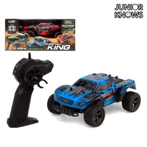 Carro Telecomandado Junior Knows 9257