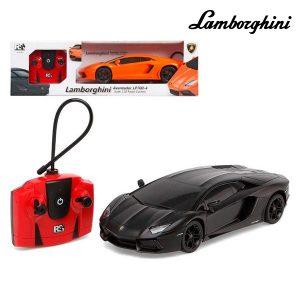 Carro Telecomandado Lamborghini Aventator LP700-4