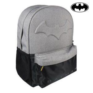 Mochila Escolar Batman 81933 Cinzento | Produto Licenciado!