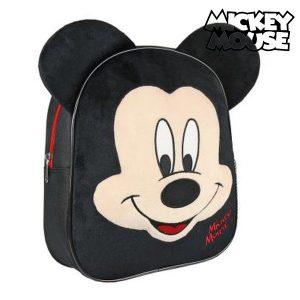 Mochila Infantil Mickey Mouse 94476 Preto | Produto Licenciado!